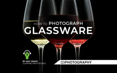 How to Photograph Glassware