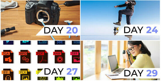 30 day photographer course