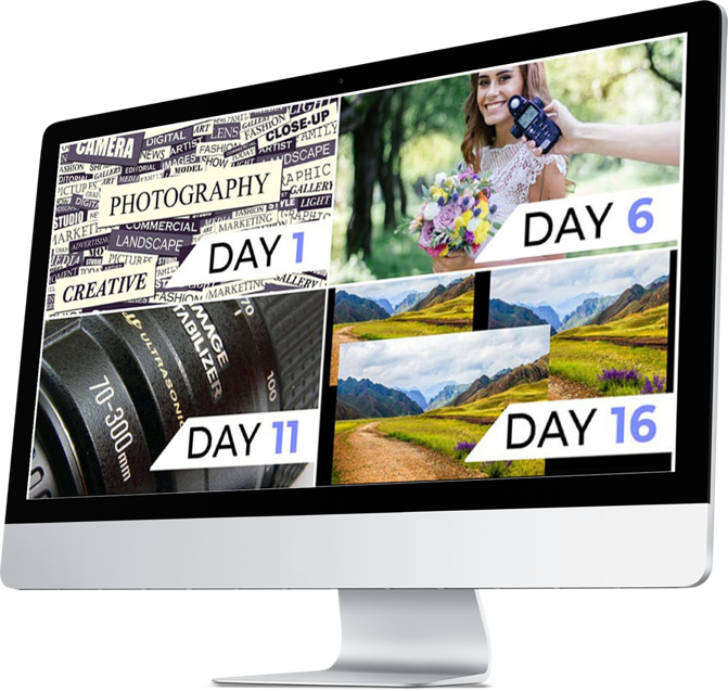30 day photographer