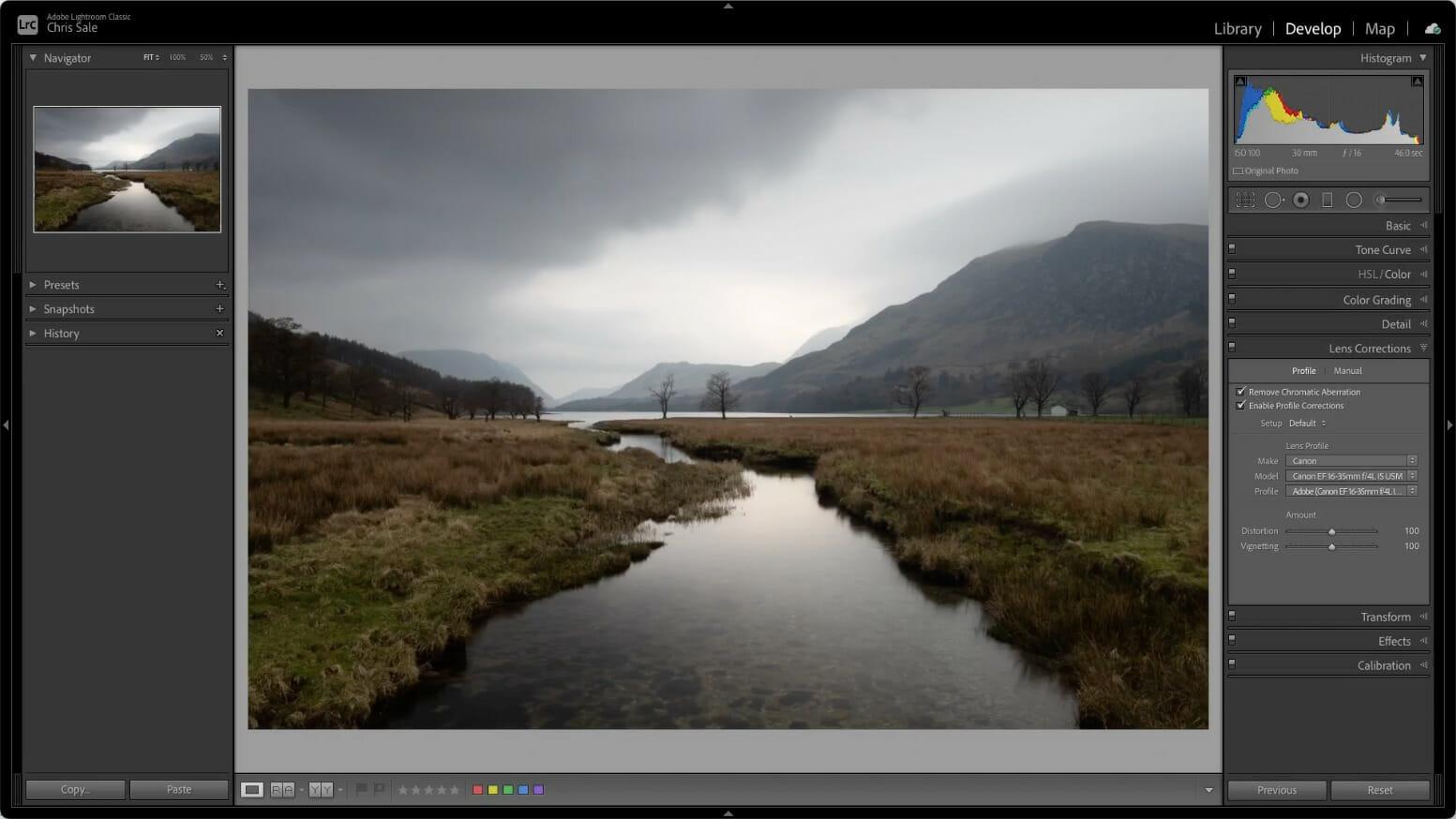 editing landscapes
