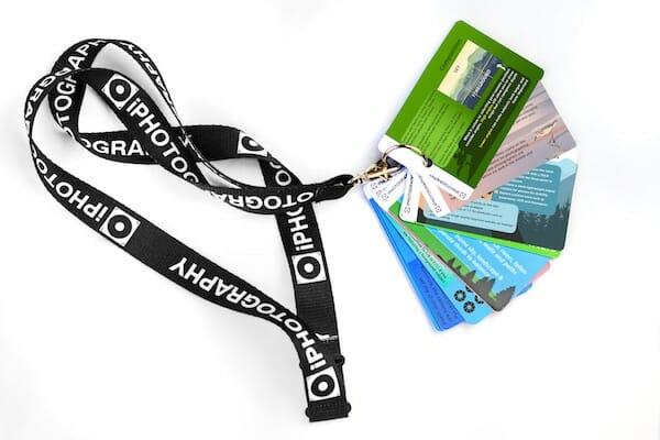 Landscape Flip Cards Free Bonus