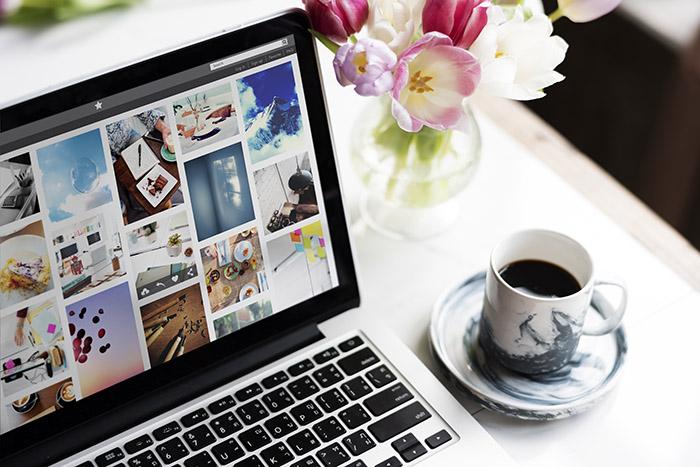Online Photo Gallery