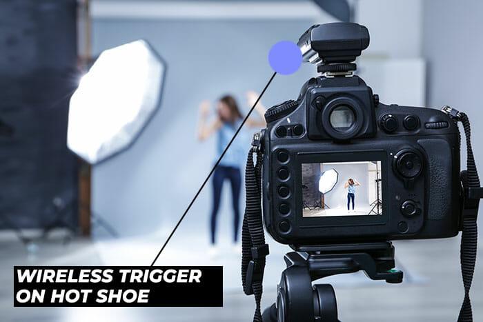 Flash Photography Tutorial Wireless Trigger on Hotshoe 4