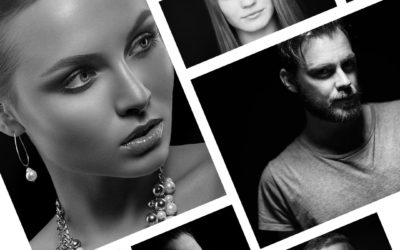 One Light Photography Tutorial: How to Shoot Portraits with One Light