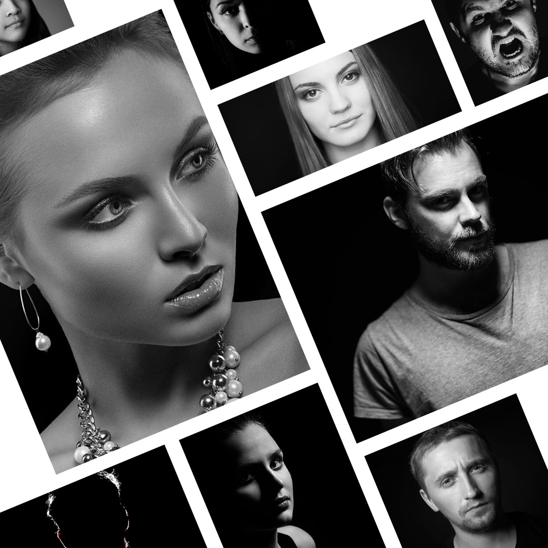 One Light Photography Tutorial